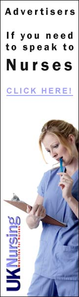 Click here if you need to advertise to nurses